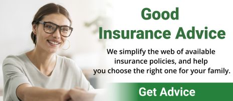 Good insurance advice
